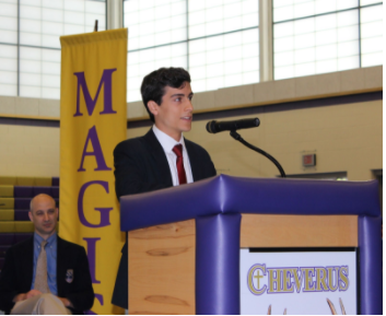 Jesse Rodrigues shares his Arrupe Service experience.