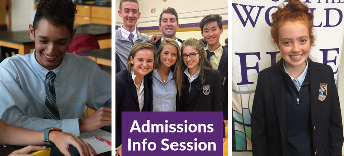 Admissions Info Session: March 26