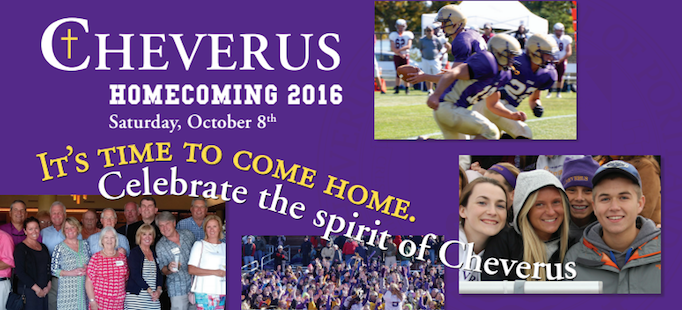 Join Us to Celebrate the Spirit of Cheverus!