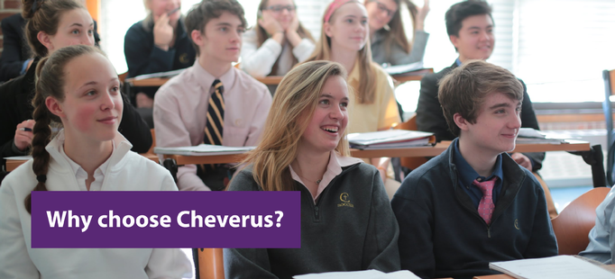 Discover a new home at Cheverus.