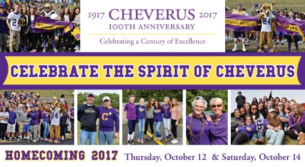 Celebrate the Spirit of Cheverus -- October 14