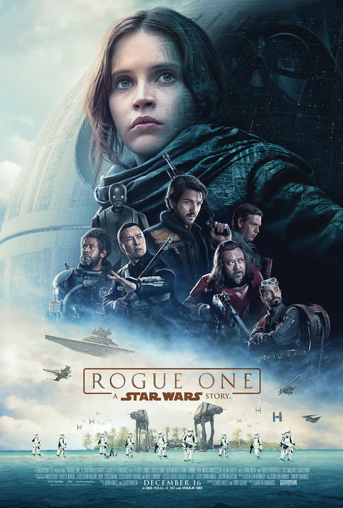 Rogue One -- Dec. 15