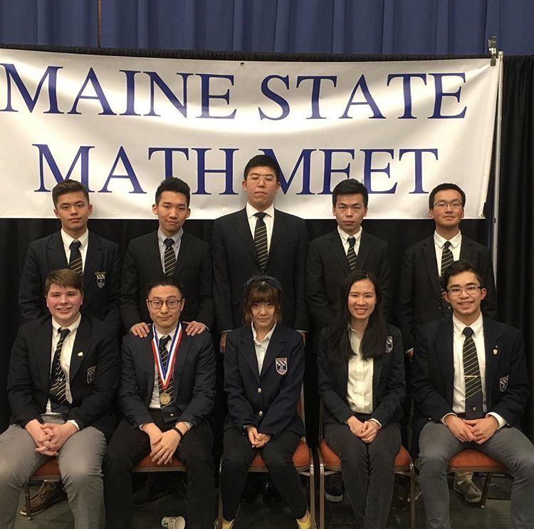 State Championship Math Team, 2018