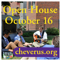 Cheverus Open House -- October 16, 2016